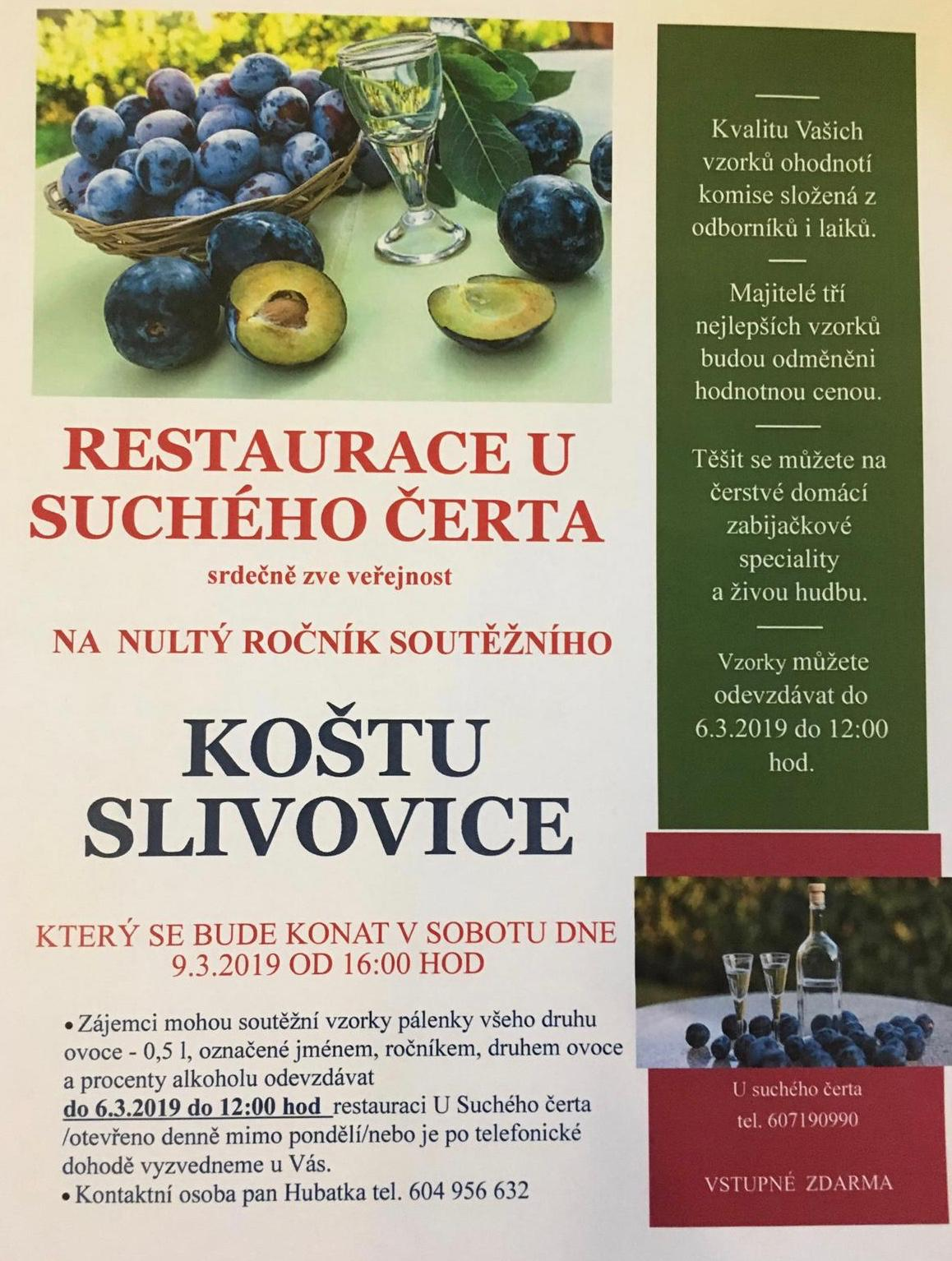 Košt slivovice, Jevišovice