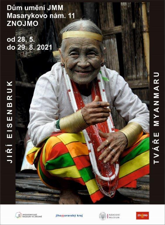 Tváře Myanmaru